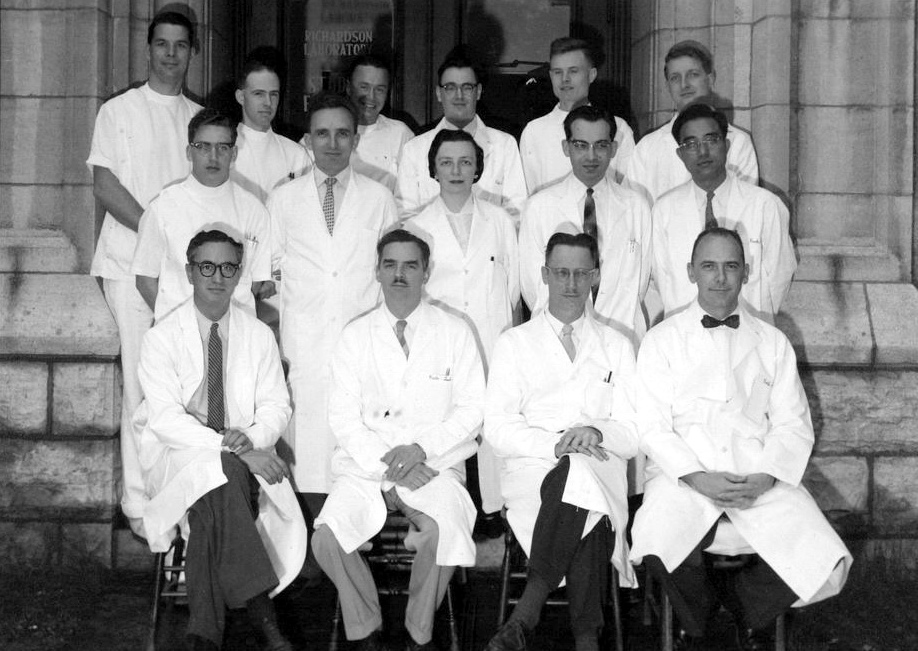 1958 Faculty Group Photo