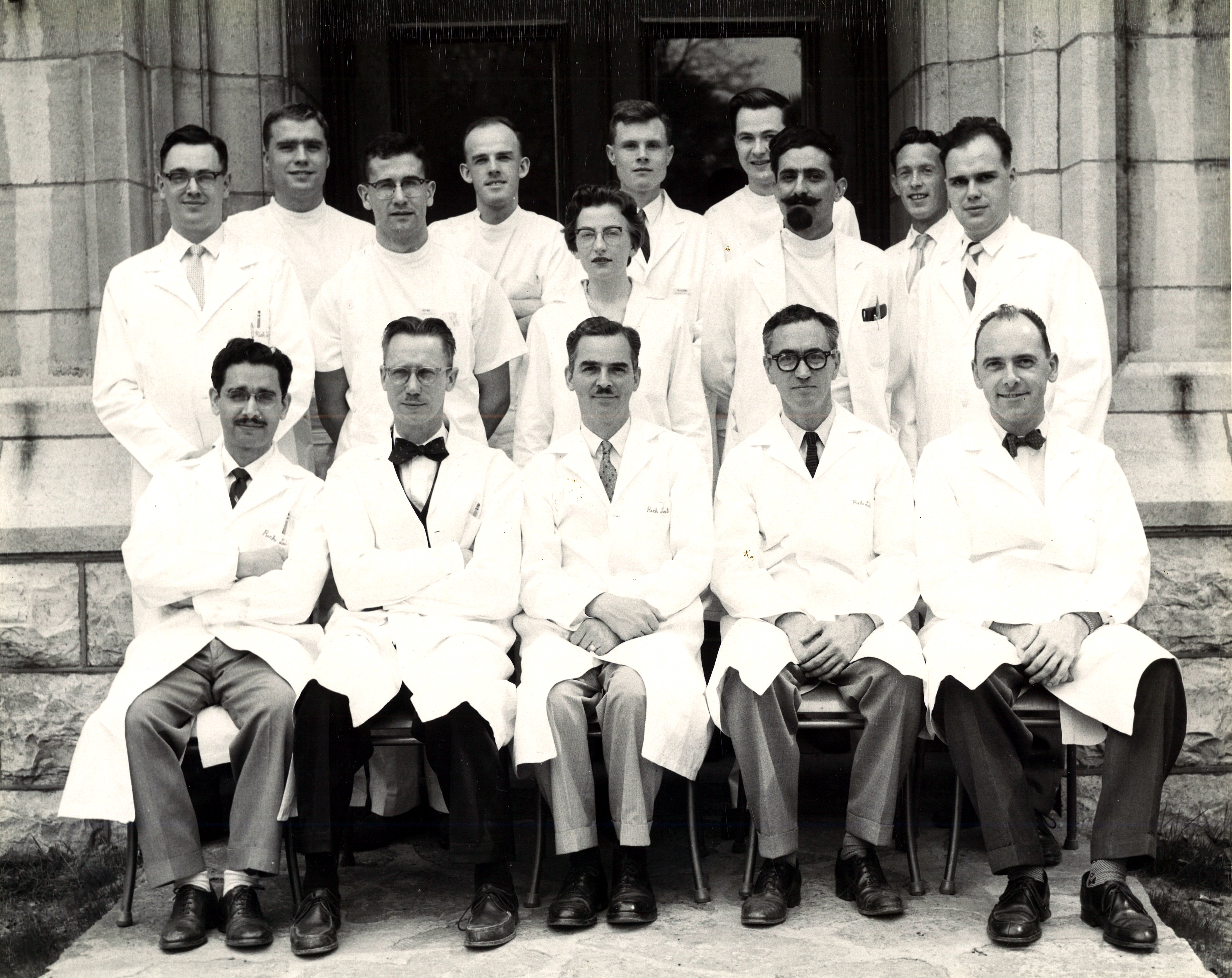 1960 Faculty Group Photo