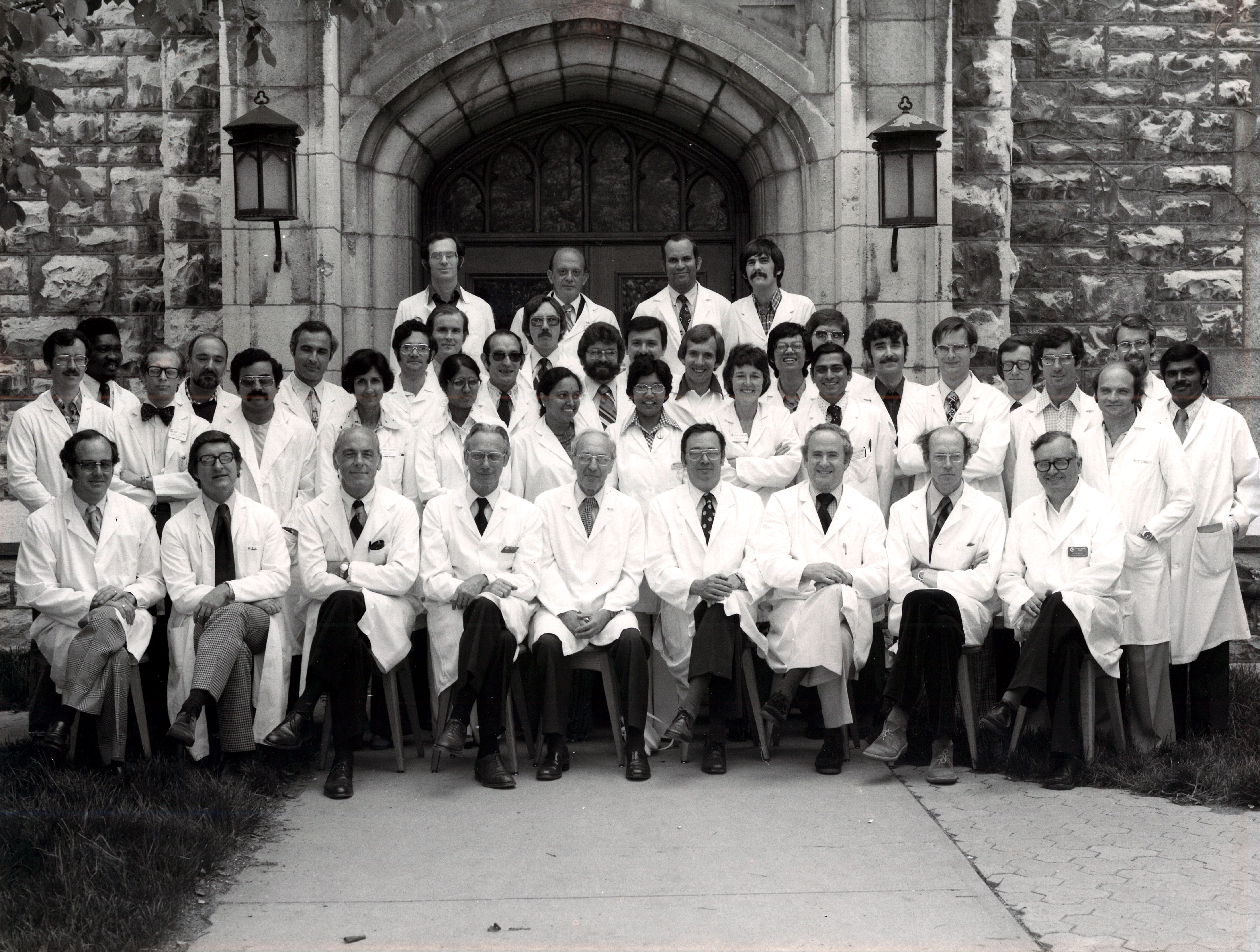 1979 Faculty Group Photo