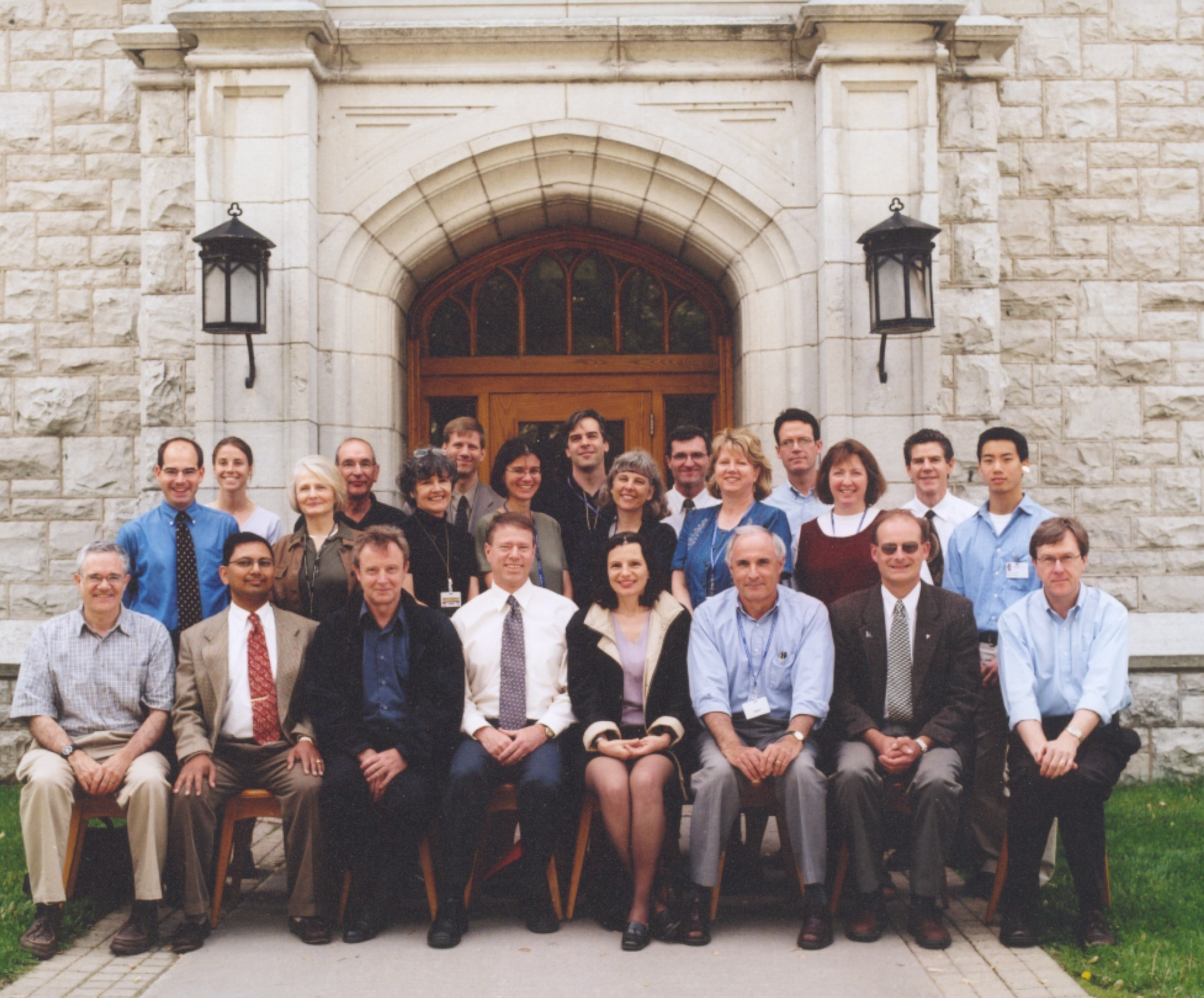 2003 Faculty Group Photo
