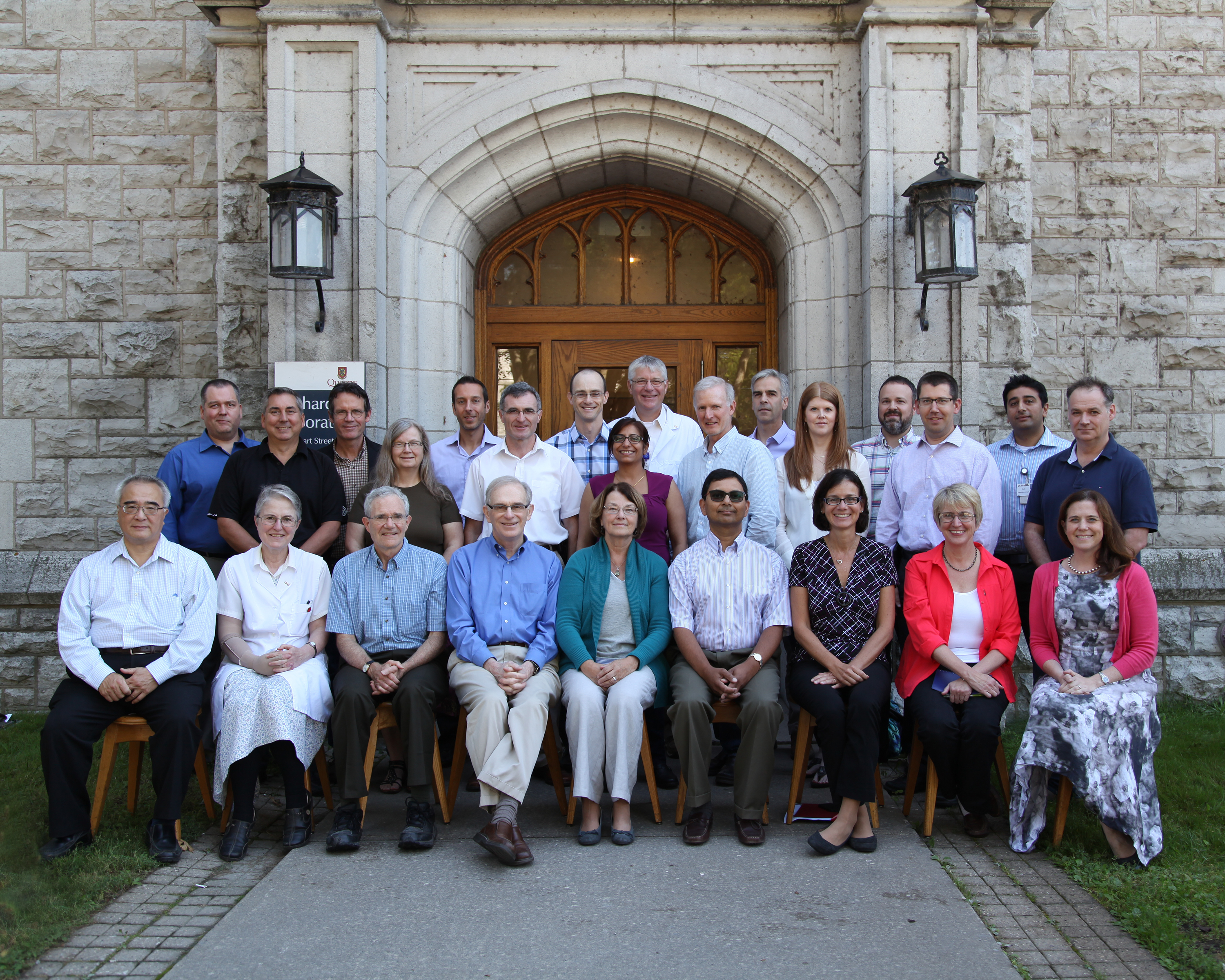 2015 Faculty Group Photo