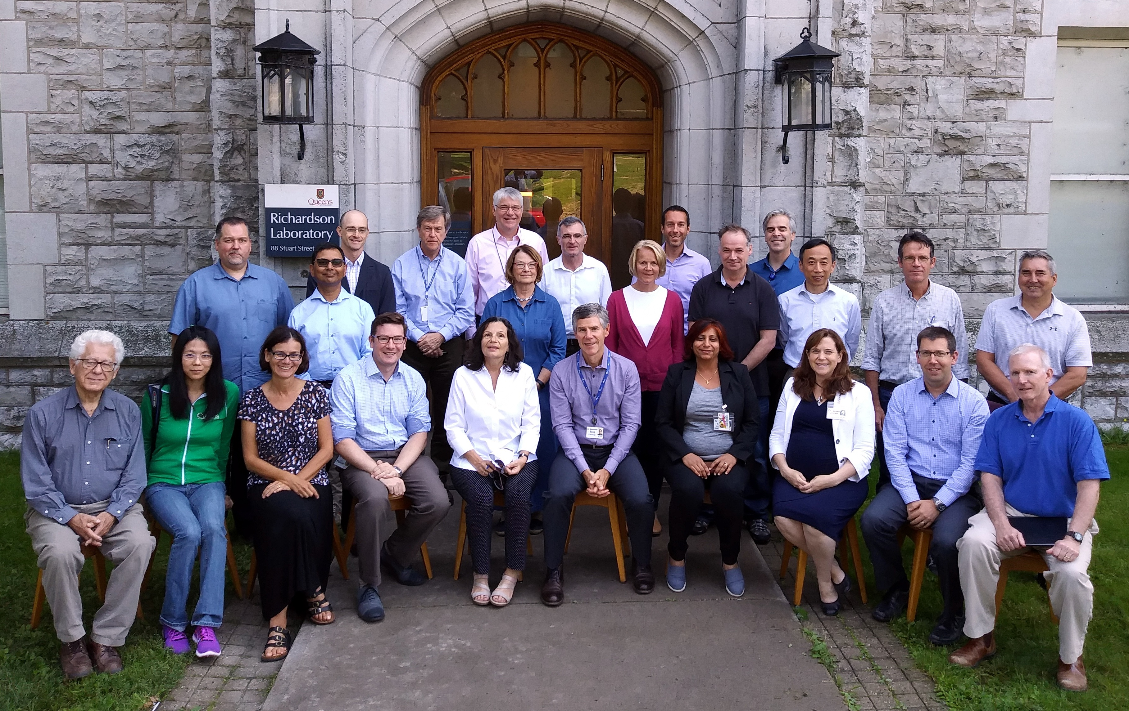 2017 Faculty Group Photo