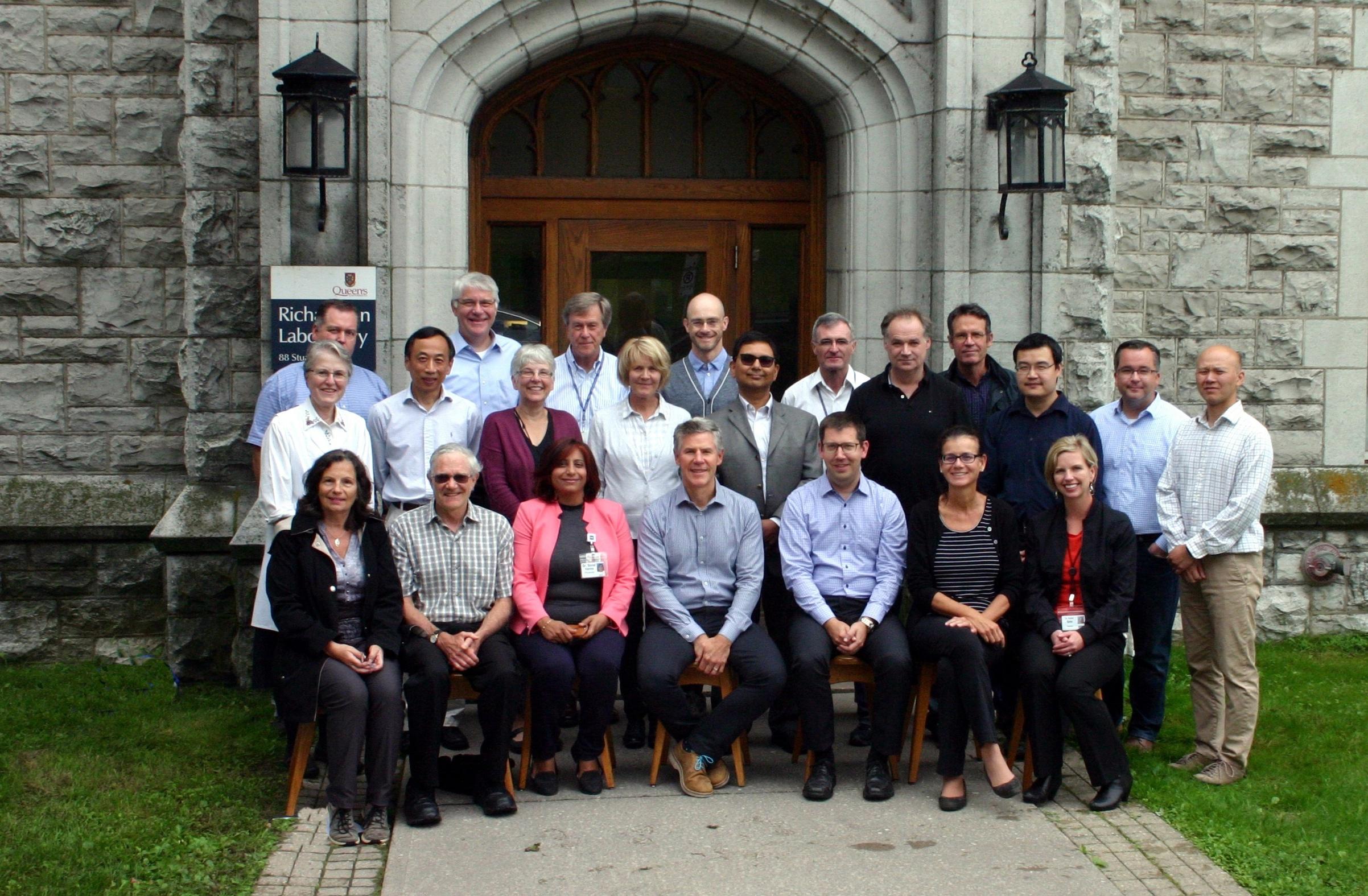 Faculty Group Photos