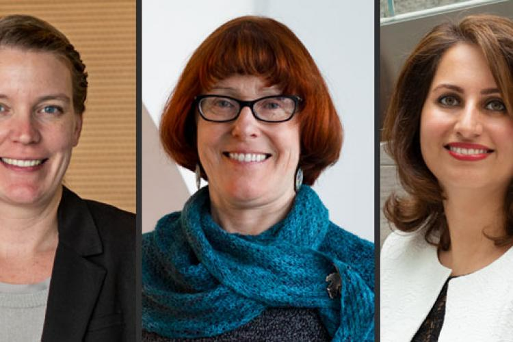 Three internationally-recognized cancer researchers join OICR's Investigator Awards Program