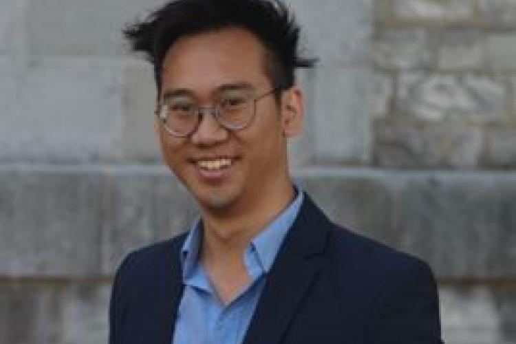 Congratulations to Justin Wong